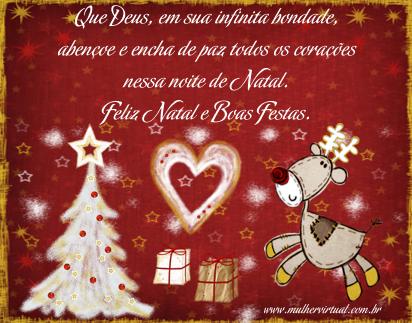 Cartao De Natal
